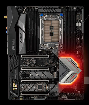 x399 professional gaming