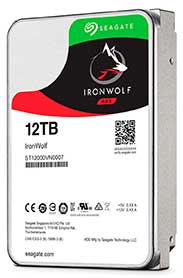 seagate the guardian, ironwolf, ironwolf pro y barracuda pro