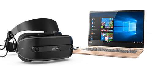 lenovo explorer mixed reality