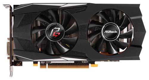 asrock phantom gaming m2 radeon rx580 8g